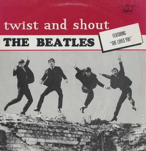 Twist and shout beatles