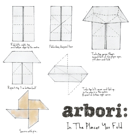 INTERVIEW: Steve Arbori on 'In The Places You Fold'